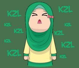 Dunia Jilbab sticker #10700768