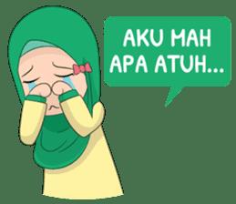Dunia Jilbab sticker #10700785