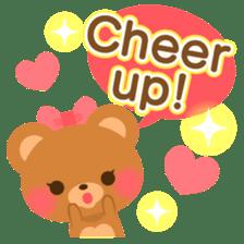 bear-English- sticker #10701087