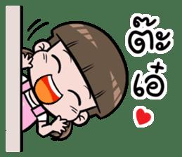 Nom Yen !! sticker #10703400