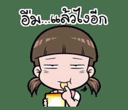 Nom Yen !! sticker #10703422