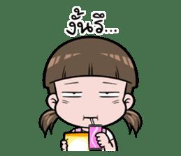 Nom Yen !! sticker #10703423