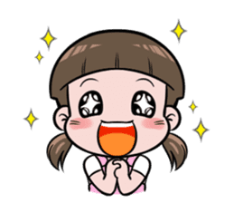 Nom Yen !! sticker #10703432