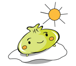 Green Dumplings sticker #10708311