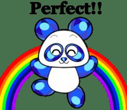 Jewel Panda sticker #10714048