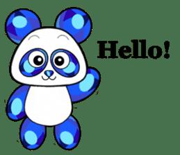 Jewel Panda sticker #10714055