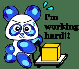Jewel Panda sticker #10714064