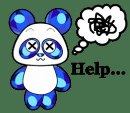 Jewel Panda sticker #10714066