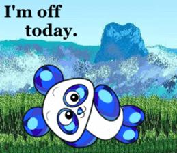 Jewel Panda sticker #10714067