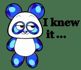 Jewel Panda sticker #10714070