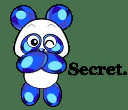 Jewel Panda sticker #10714072