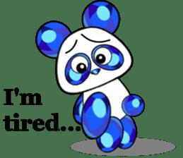 Jewel Panda sticker #10714078