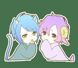 mimikko sticker #10720153