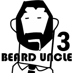 Beard Uncle 3