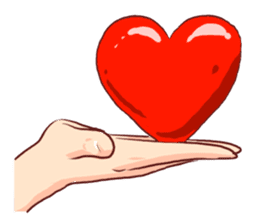 Romantic Lovers sticker #10735530