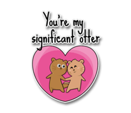 Couple Love Quotes sticker #10742697