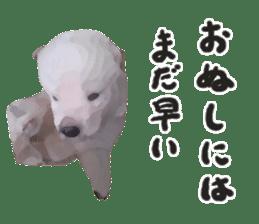 Sticker Shibainu(vol4) sticker #10750877