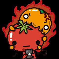 Tomato and Orange