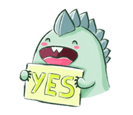 Gecko Chan sticker #10766193