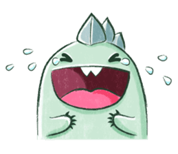 Gecko Chan sticker #10766208