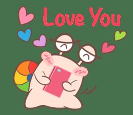 The  Little Rainbow 3 sticker #10769674