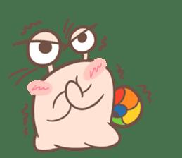 The  Little Rainbow 3 sticker #10769687