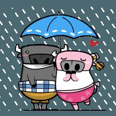 ติดลม : ฝนไล่ฟาย