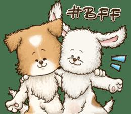 Zipy & Nero (in Daily Life) sticker #10777407