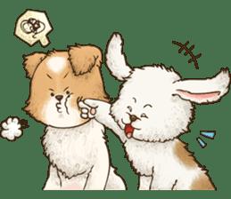 Zipy & Nero (in Daily Life) sticker #10777409