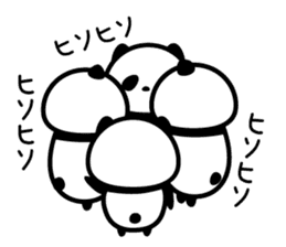Cheeky Panda? sticker #10784805
