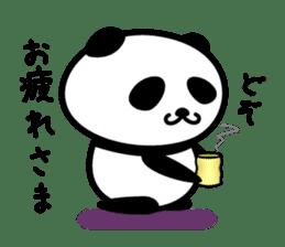 Cheeky Panda? sticker #10784811