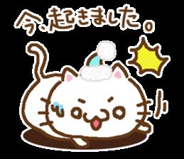 Little Cat Greetings sticker #10785632