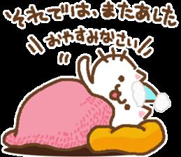 Little Cat Greetings sticker #10785633
