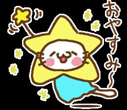 Little Cat Greetings sticker #10785635