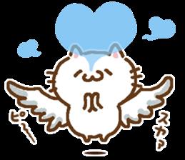 Little Cat Greetings sticker #10785640