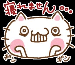 Little Cat Greetings sticker #10785643
