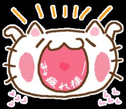 Little Cat Greetings sticker #10785644