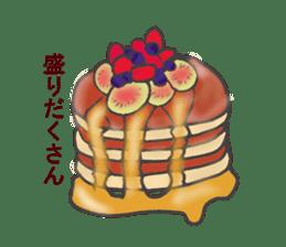 Pretty sweets sticker sticker #10785741