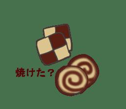 Pretty sweets sticker sticker #10785757