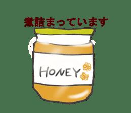 Pretty sweets sticker sticker #10785758