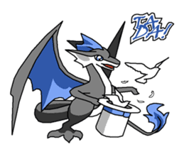 My Dragon Kingdom sticker #10792938
