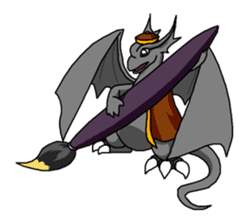 My Dragon Kingdom sticker #10792960