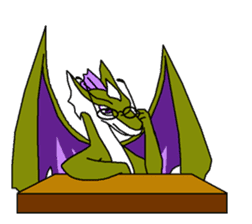 My Dragon Kingdom sticker #10792972