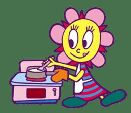 """Sunny Funny """"PaRappa The Rapper"""" sticker #10800767"""