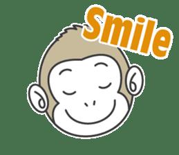 YOGA MONKEY OJAS sticker #10806772