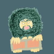 สติ๊กเกอร์ไลน์ ONE PIECE ishii kingdom STAMP