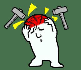 Mindish Men sticker #10818657