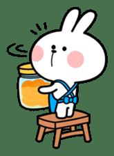 "Spoiled Rabbit ""Apron"" sticker #10819715"