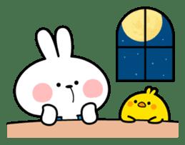 "Spoiled Rabbit ""Apron"" sticker #10819727"