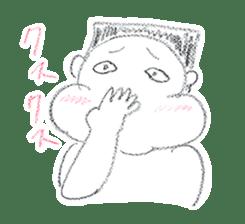 EGUCHI TAKUYA no OREIYA IYASARERU sticker #10832603